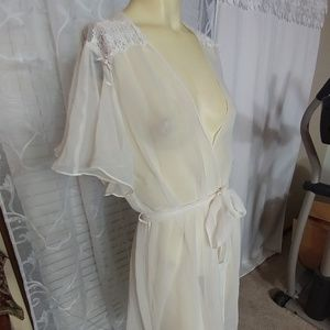 Designers Polyester Robe